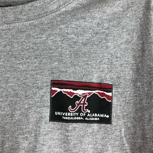 Champion Tops - Long Sleeve Crimson Tide T-shirt